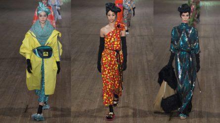 Bộ sưu tập mùa Xuân 2018 Marc Jacobs: Màn pháo hoa kết thúc Tuần lễ thời trang New York