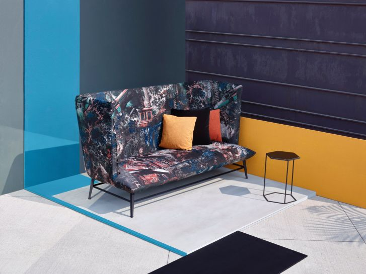 Thiết kế nội thất: Sân chơi mới cho những ông lớn ngành thời trang?