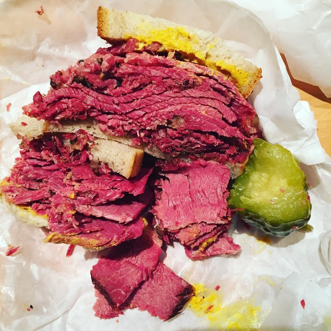 Thịt xông khói Montreal