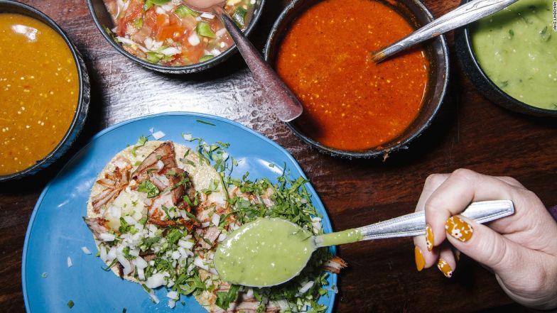 Taco, Mexico