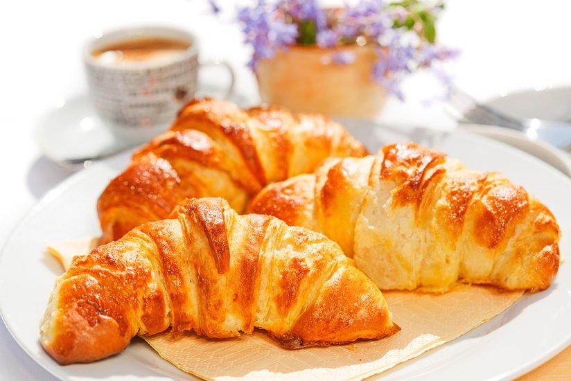 Croissant, Pháp