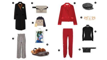 ELLE Style Calendar: Sành điệu cùng thắt lưng túi (18/9 – 24/9)