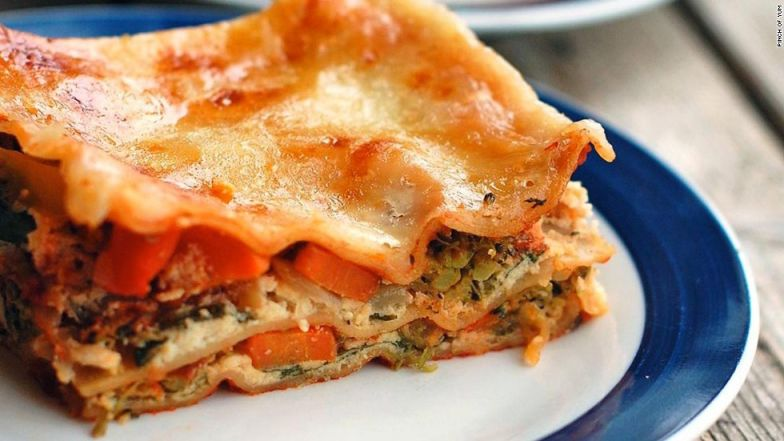 Lasagna, Ý
