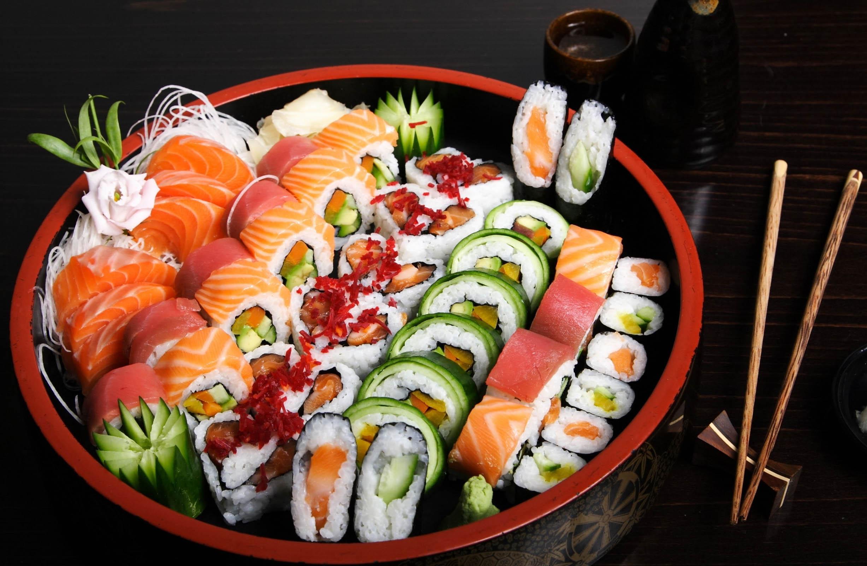 Sushi, Nhật Bản