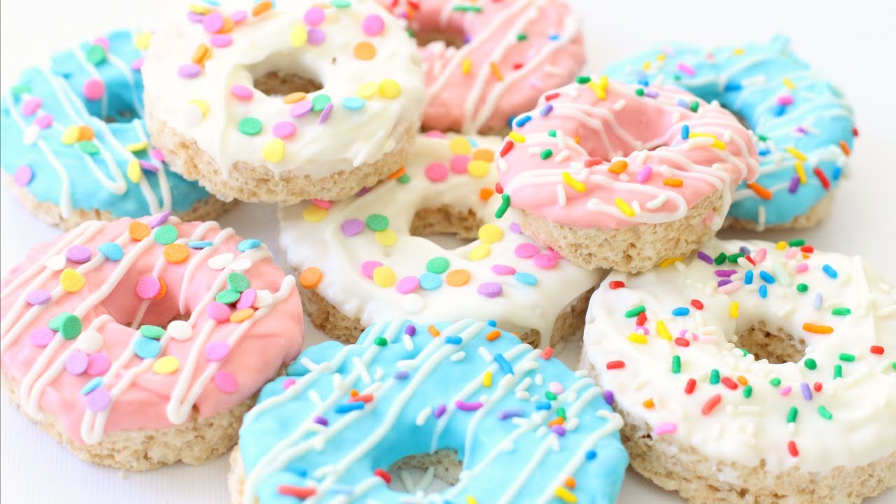 Bánh Donut, Mỹ