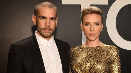Scarlett Johansson chính thức trở lại cuộc sống đơn thân
