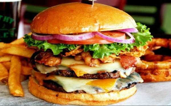 Hamburger, Đức