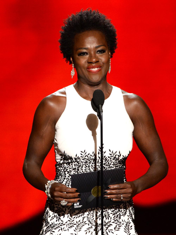 Nữ diễn viên xuất sắc Viola Davis