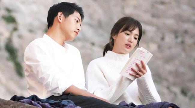 Song Joong Ki từ chối Netflix vì Song Hye Kyo