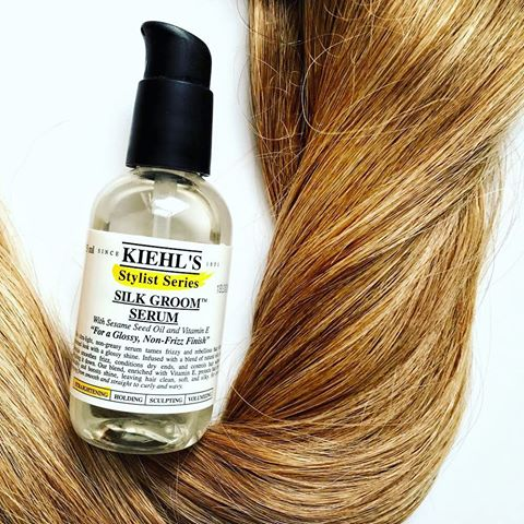 Kiehl's Silk Groom Serum: 18$