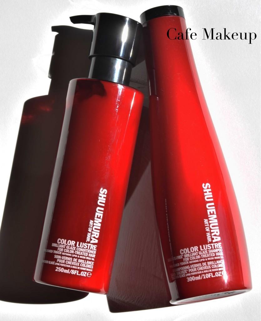 Shu Uemura Color Lustre Sulfate – Free Brilliant Glaze Shampoo: 48$