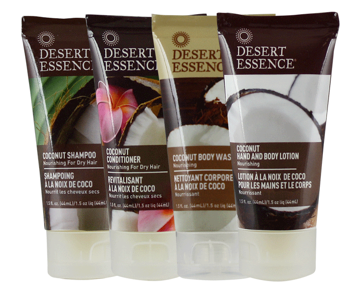 Desert Essence Coconut Shampoo:9$