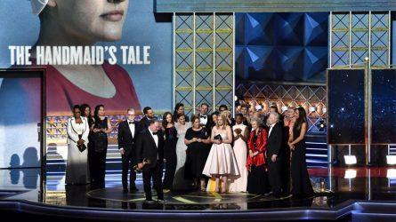 Lễ trao giải Emmy 69 - Tôn vinh câu chuyện sáng tạo của nữ giới