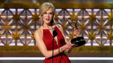 Nicole Kidman đã chiến thắng hạng mục cạnh tranh nhất giải Emmy như thế nào?