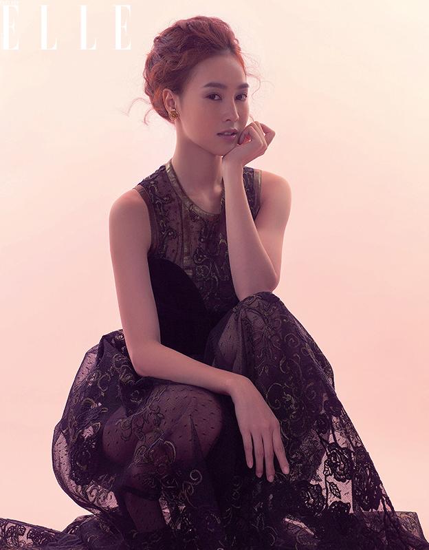 Trò chuyện cùng ngọc nữ màn ảnh: Ninh Dương Lan Ngọc