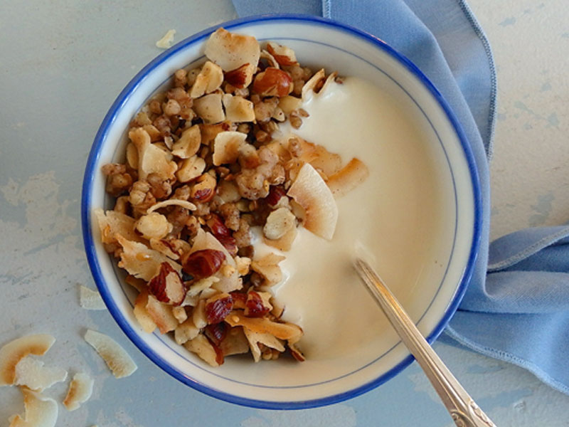Thực phẩm dinh dưỡng Granola