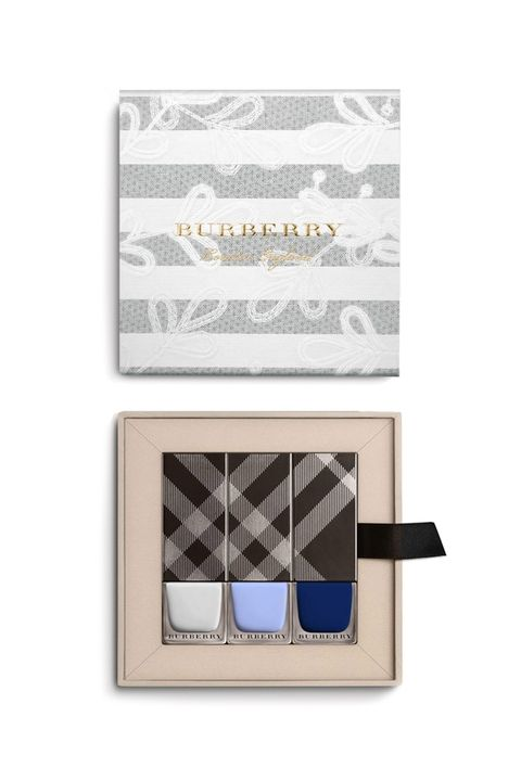 Burberry Runway Nails, $69