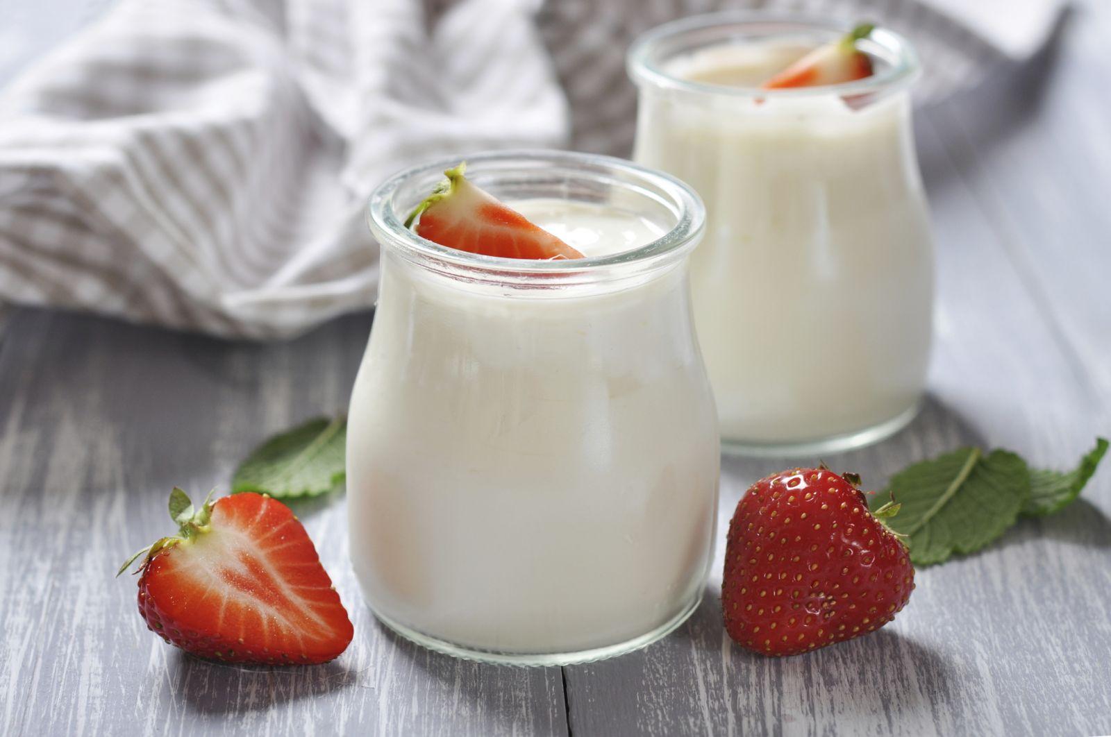 Sữa chua chứa nhiều lợi khuẩn có lợi cho sức khỏe