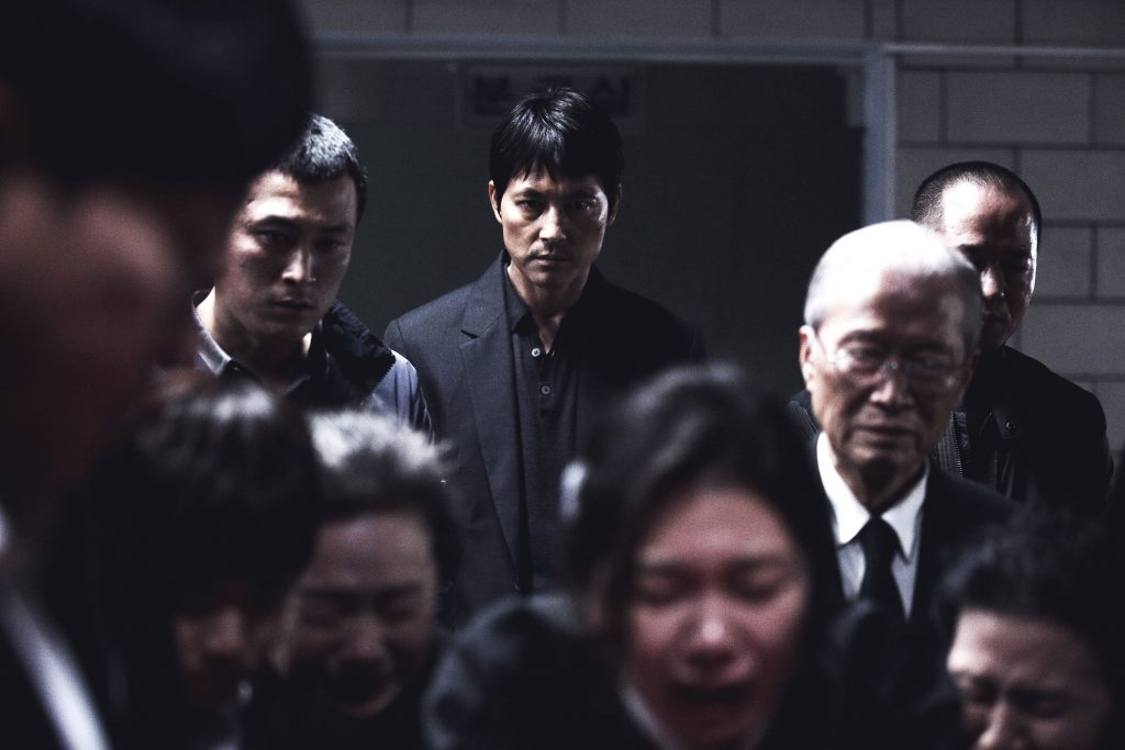 phim chính trị Hàn Quốc