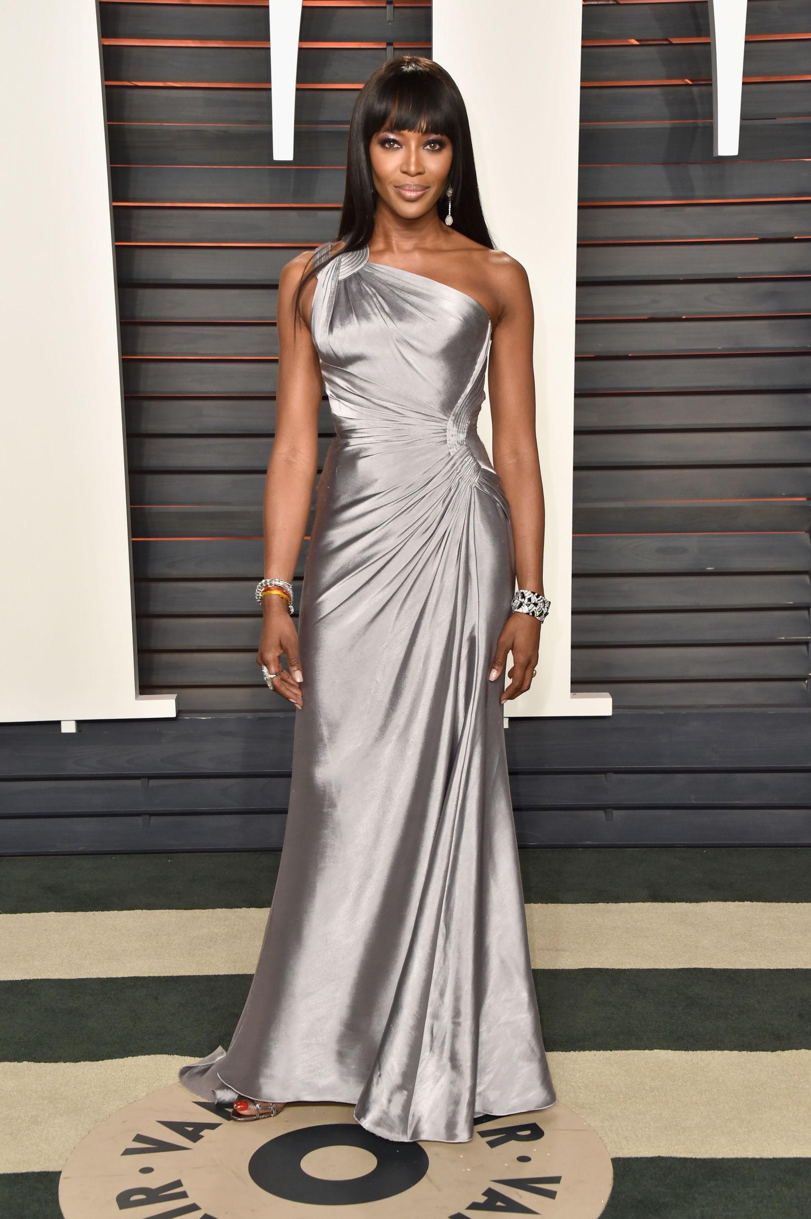 """Naomi Campbell """"sang chảnh"""" trong chiến dịch quảng bá mùa thu của H&M"""