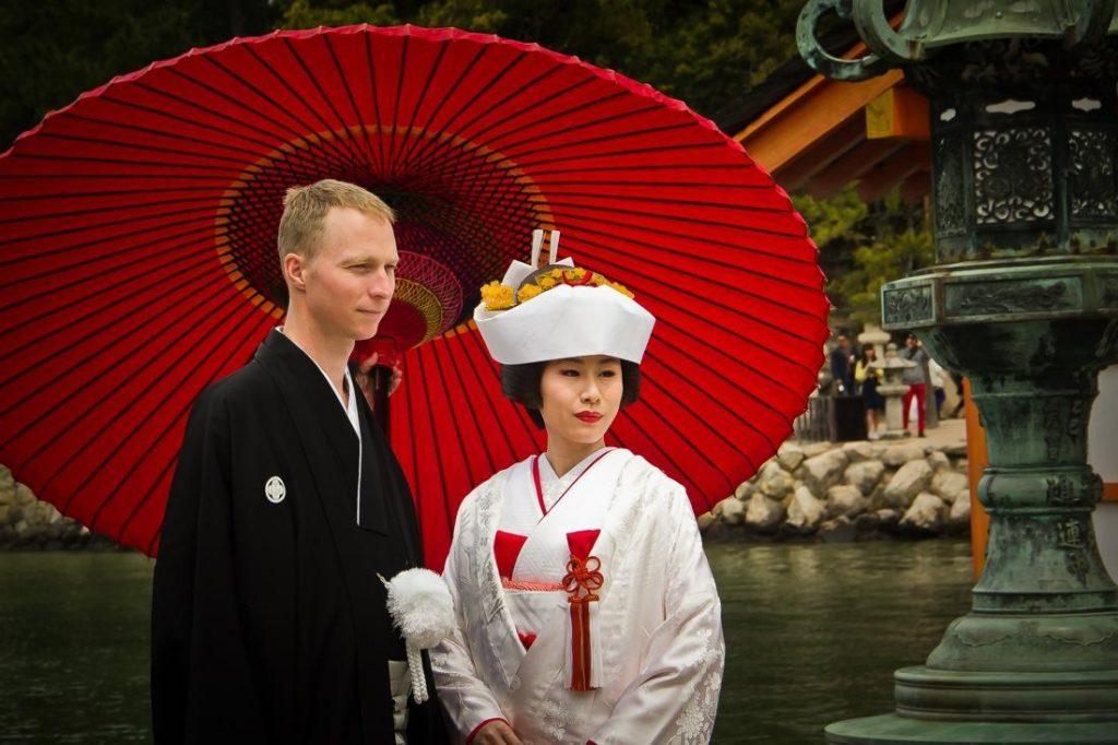 kết hôn tại Nhật Bản