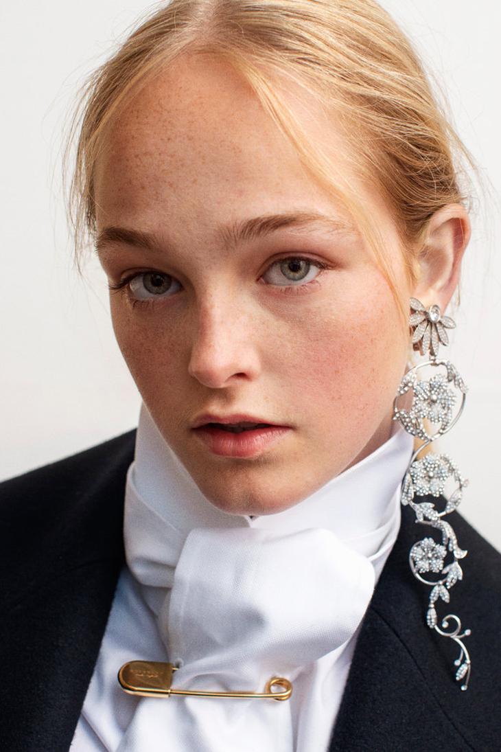 17 Xu hướng trang điểm đẹp nhất Tuần lễ thời trang London Xuân-Hè 2018