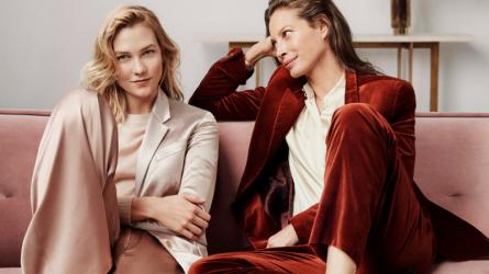 Karlie Kloss & Christy Turlington Burns gương mặt đại diện mới của Cole Haan