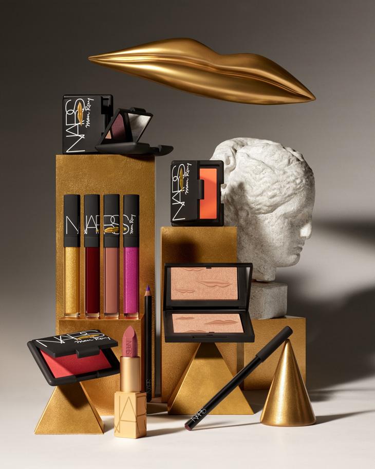 Mỹ phẩm NARS Man Ray - Bộ sưu tập sắc màu mùa lễ hội 2017