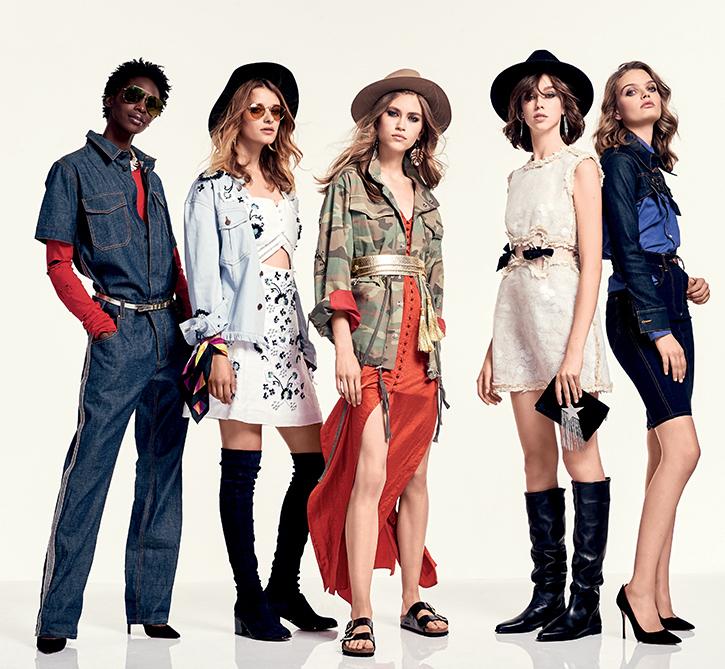 Đi tìm NTK trẻ tài năng toàn cầu: ELLE Fashion Now