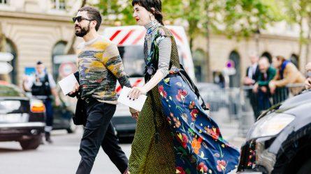 Street style Paris Xuân-Hè 2018: Sắc màu nồng ấm lên ngôi