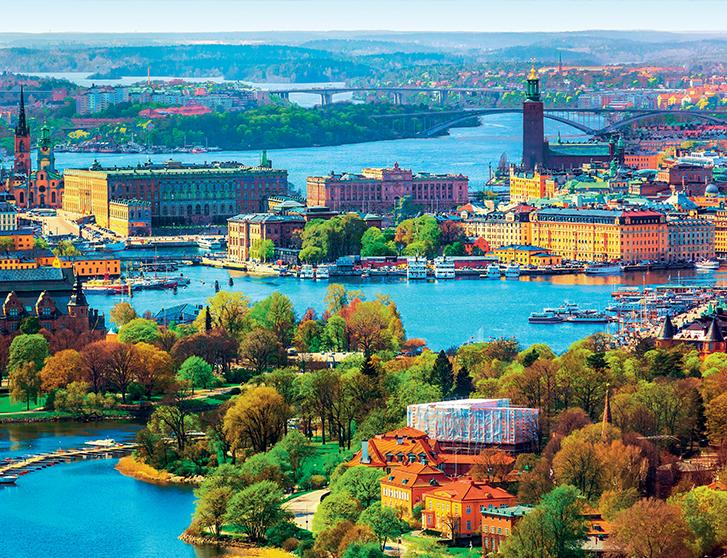 Stockholm - Một thủ phủ khác của tình yêu