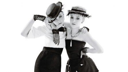 Phong cách thời trang của chị em nàng thơ Dakota và Elle Fanning