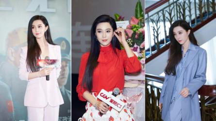 Phạm Băng Băng đã có tuần lễ thời trang của riêng mình trước khi tham dự Paris Fashion Week