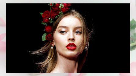 15 Xu hướng trang điểm đẹp nhất Tuần lễ thời trang Milan Xuân-Hè 2018