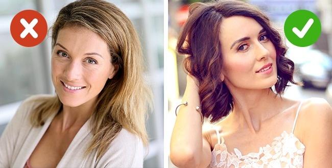 Thay đổi kiểu tóc được xem là cách thay đổi số tuổi nhanh và đơn giản nhất