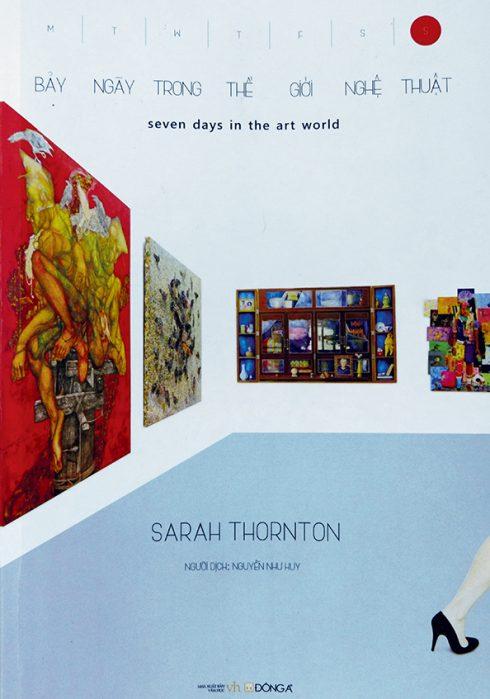 Cảm nhận sách: 7 Ngày Trong Thế giới Nghệ Thuật