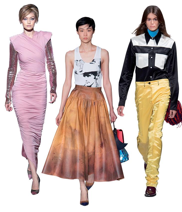 Cập nhật nhanh 4 xu hướng thời trang nổi trội trên thế giới
