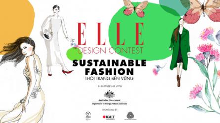 [CẬP NHẬT] ELLE Design Contest - Cuộc thi thiết kế thời trang đầu tiên do ELLE tổ chức
