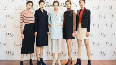 ELLE x IVY moda - Trào lưu thời trang collab đã tới Việt Nam