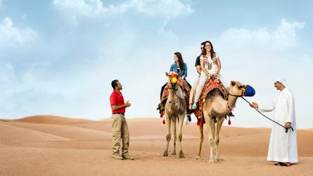 Du lịch trải nghiệm Dubai vào mùa đẹp nhất trong năm