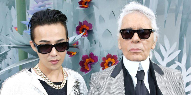 G-Dragon với phong cách thời trang độc đáo lại tái xuất tại show diễn Chanel