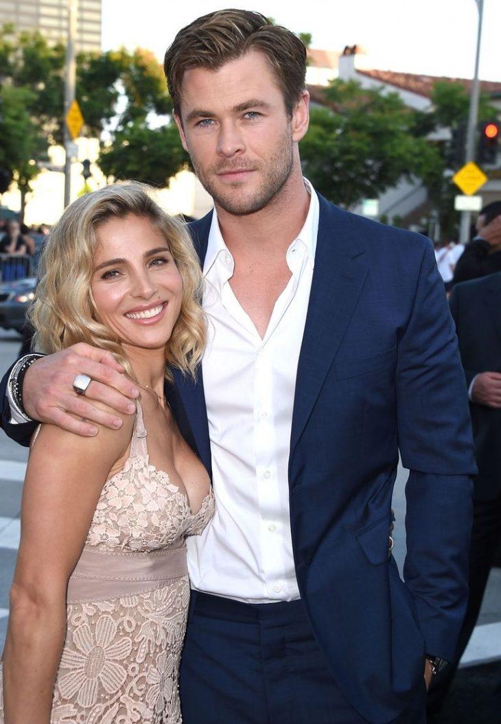 """Vợ """"Thần Sấm"""" Chris Hemsworth hy sinh sự nghiệp vì gia đình - ELLE Việt Nam"""