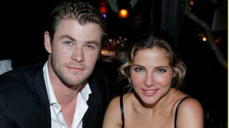 """Vợ """"Thần Sấm"""" Chris Hemsworth hy sinh sự nghiệp vì gia đình"""