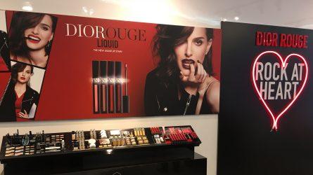 Giới thiệu pop-up store đầu tiên của mỹ phẩm Dior tại Việt Nam