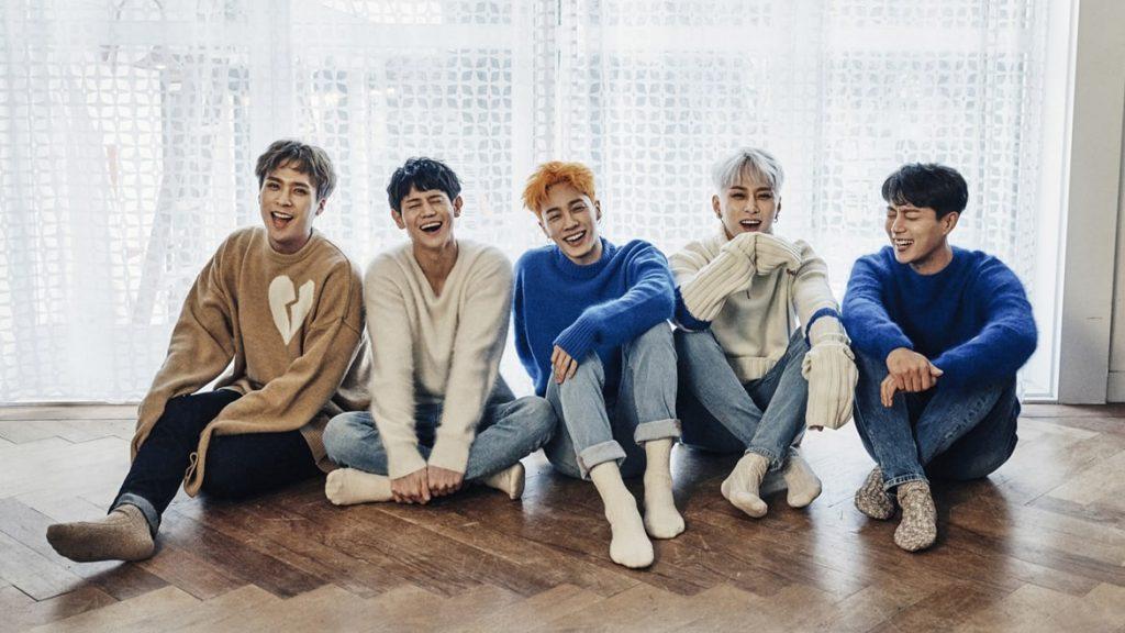 nhóm nhạc nam Hàn