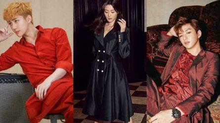 10 xu hướng thời trang được ưa chuộng trong mùa Thu-Đông 2017 bởi các sao Hàn Quốc