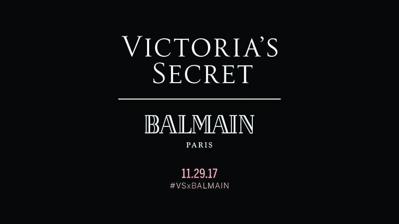 Victoria's Secret x Balmain: Thiên thần sánh bước cùng thời trang Pháp