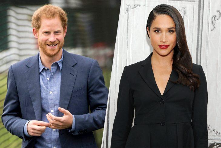 Hoàng tử Harry và bạn gái Meghan Markle đã kết hôn? - ELLE Việt Nam