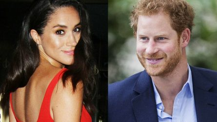 Hoàng tử Harry và bạn gái Meghan Markle đã kết hôn?