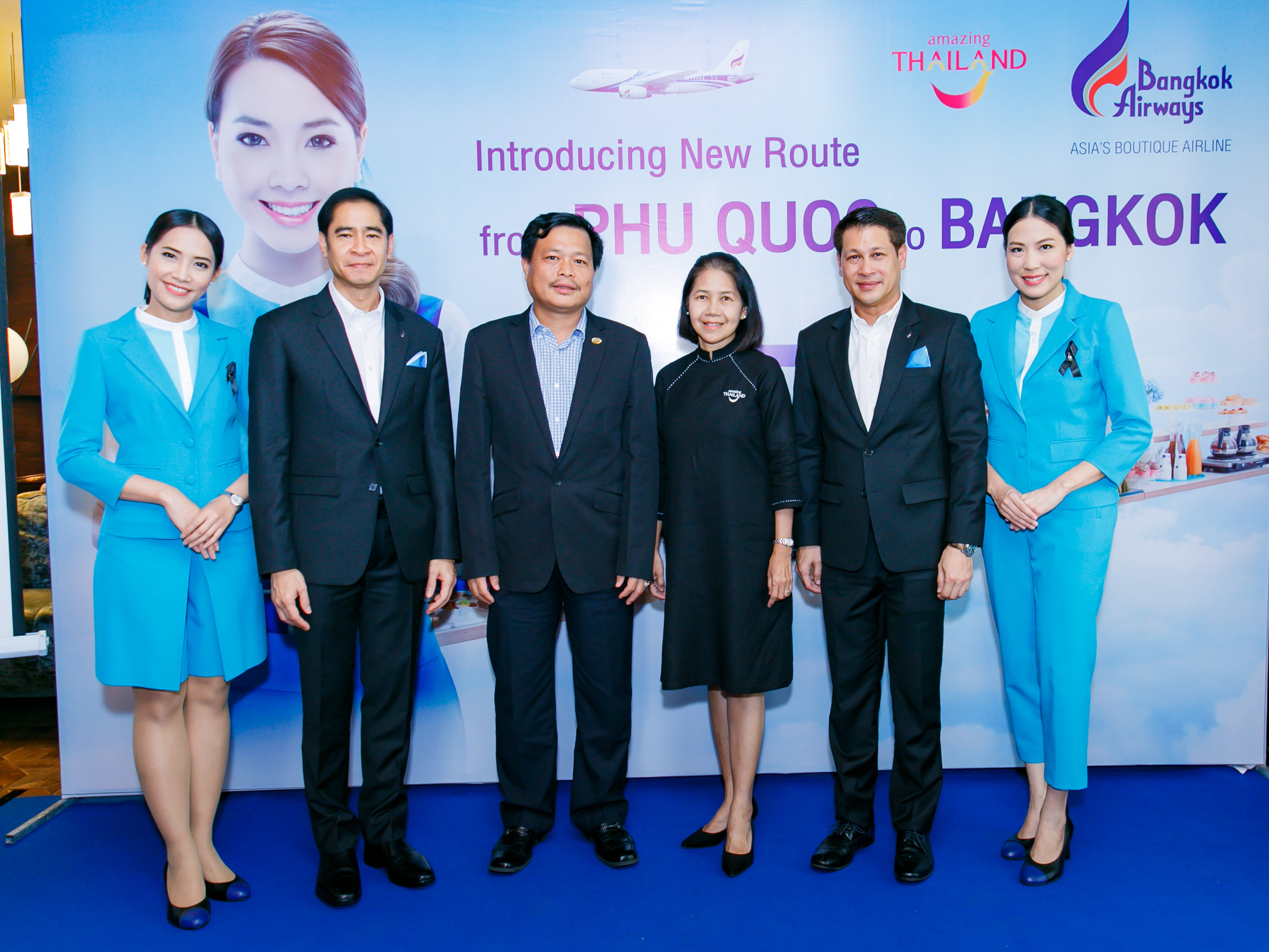 Bangkok Airways - elle 2